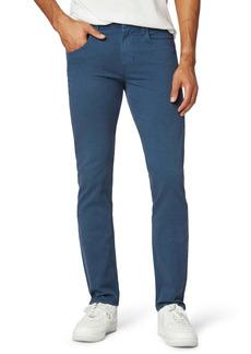 Hudson Jeans Blake Slim Straight Fit Stretch Jeans (Navy)
