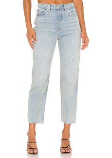 Hudson Jeans Elly Extra High Waist Tapered Crop