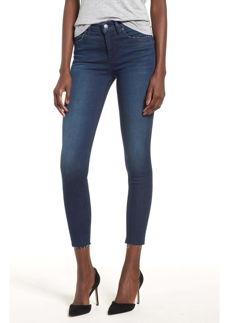 Hudson Jeans Nico Ankle Super Skinny Jeans (Glencove)