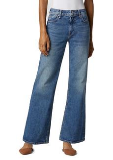 Hudson Jeans Rosie High Waist Wide Leg Jeans