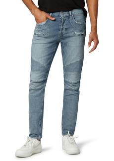 Hudson Jeans The Blinder Biker V.2 Skinny Fit Jeans (Campus)