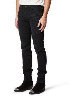 Hudson Jeans The Blinder v.2 Skinny Fit Biker Jeans (Cage)