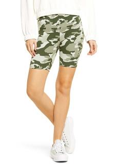 Hue Camo Bike Shorts