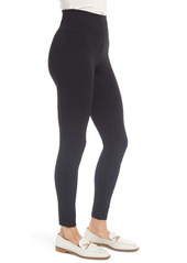 Hue Control High Waist Piqué Leggings