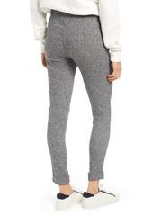 Hue Cuff Tweed Leggings