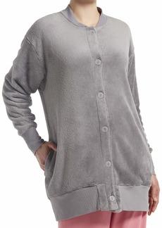 HUE Women's Cozy Cardigan Robe