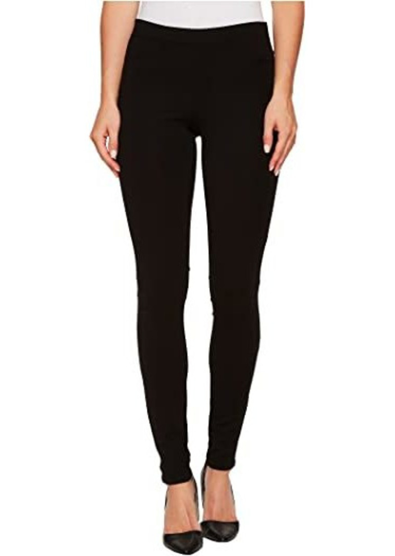 Hue Ponte Double-Knit Leggings