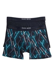 Hugo Boss BOSS Assorted 2-Pack Boxer Briefs