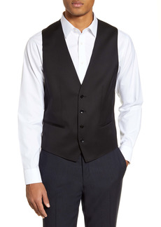 Hugo Boss BOSS Huge/Weste Solid Wool Vest