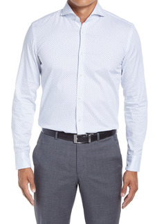 Hugo Boss BOSS Jemerson Slim Fit Neat Dress Shirt