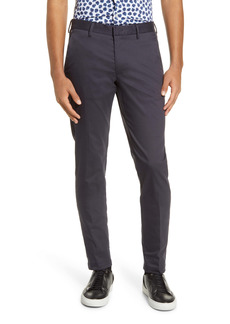 Hugo Boss BOSS Kaito Slim Fit Stretch Cotton Travel Pants