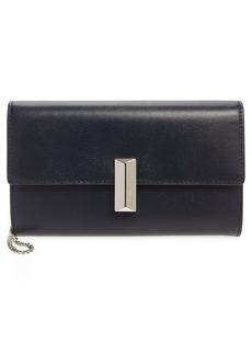 Hugo Boss BOSS Mini Nathalie Leather Wristlet Clutch