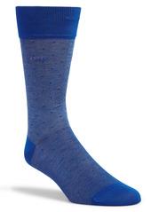Hugo Boss BOSS Peter Dobby Dot Crew Socks