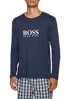 Hugo Boss BOSS Relax Logo Cotton T-Shirt