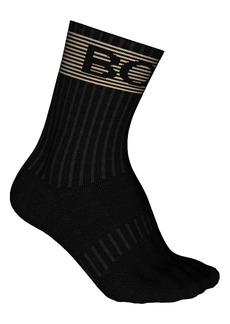 Hugo Boss BOSS Ribbed Cotton Blend Socks