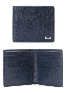 Hugo Boss BOSS Signature RFID Leather Wallet