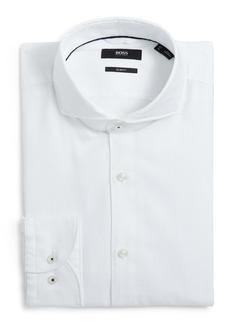 Hugo Boss BOSS Slim Fit Button-Up Dress Shirt