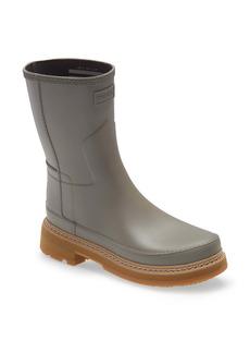 Hunter Refined Stitch Waterproof Short Boot (Women)