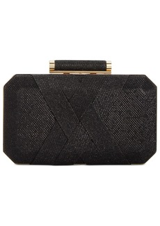 INC International Concepts Inc Lindsayy Xx Lurex Clutch, Created for Macy's