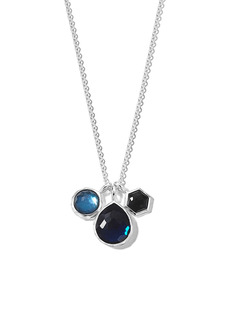 Ippolita Wonderland 3-Stone Charm Necklace