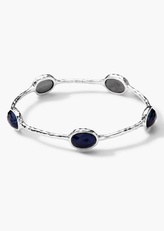 Ippolita 'Wonderland' Five-Stone Station Bangle
