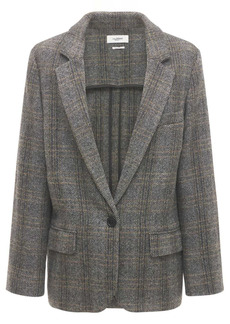 Isabel Marant Charly Light Wool Blazer
