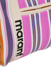 Isabel Marant Darwen Nylon Tote Bag