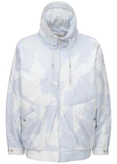 Isabel Marant Diaomia Cotton Track Jacket