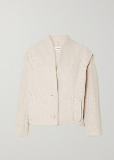 Isabel Marant Drogo Herringbone Woven Jacket