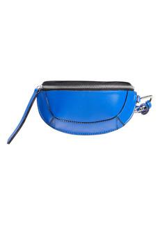 Isabel Marant Bossey Leather Crossbody Bag