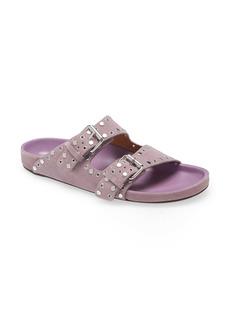 Isabel Marant Lennyo Studded Slide Sandal (Women)