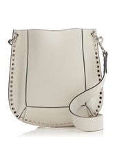 Isabel Marant Oskan Studded Leather Shoulder Bag
