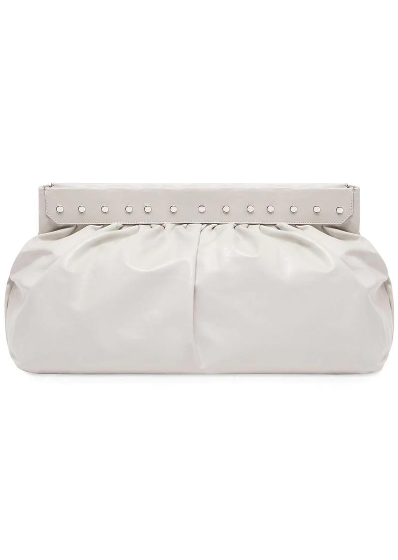 Isabel Marant Luzel Leather Clutch