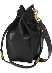Isabel Marant Radja Leather Bucket Bag