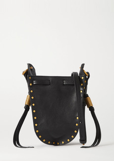 Isabel Marant Radji Studded Leather Bucket Bag