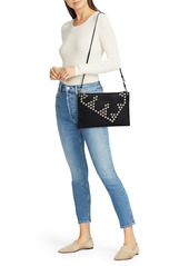 Isabel Marant Tryne Studded Leather Shoulder Bag