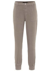 J Brand Arkin cotton-blend sweatpants