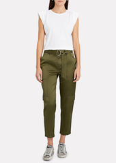 J Brand Athena Surplus Cropped Pants