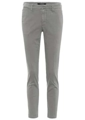 J Brand Clara mid-rise jeans