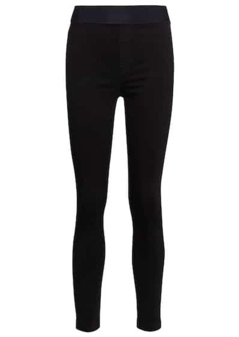 J Brand Dellah high-rise skinny leggings