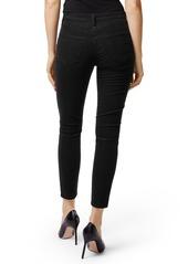 J Brand Alana High Waist Ankle Skinny Corduroy Pants