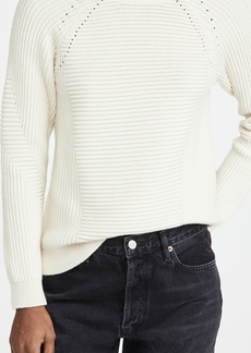 J Brand George Ribbed Sweater
