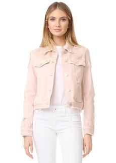 J Brand Jeans Women's Harlow Shrunken Jacket