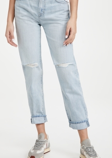 J Brand Tate Boy Fit Jeans