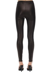 J Brand Macey High Rise Leather Pants