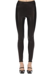 J Brand Macey High Rise Leather Pants
