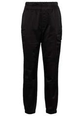 J Brand Piper high-rise cotton-blend pants