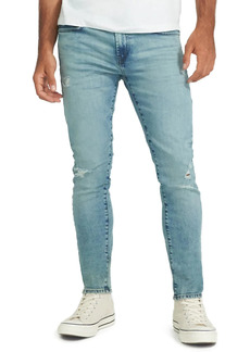 J Brand Tyler Slim-Fit Distressed Jeans