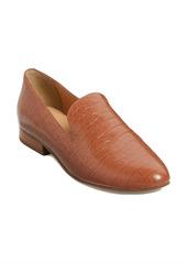 Jack Rogers Audrey Croc Embossed Loafer (Women)