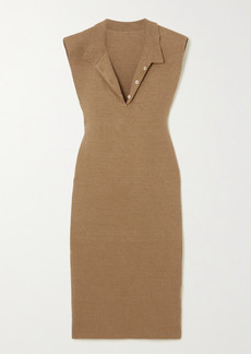 Jacquemus Santon Linen Dress
